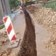 Vađenje cemetno azbestnih cijevi i izgradnja cjevovoda